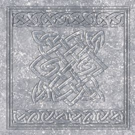 Декоративный клинкер Stone Cuadro Gris 33x33 см