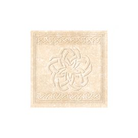 Декоративная вставка Stone Cream 15x15 см из клинкера