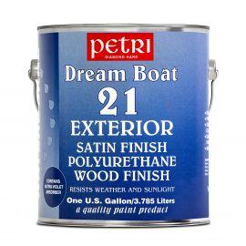 Dream Boat полиуретановый лак на водной основе полуматовый