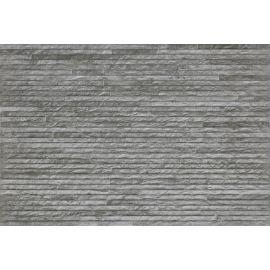 Montecarlo-N 67,5x45,5 см темно-серый керамогранит с 3D фактурой