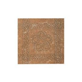 Декоративная вставка Stone Brown 15x15 см из клинкера