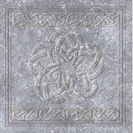 Декоративный клинкер Stone Flor  Gris 33x33 см