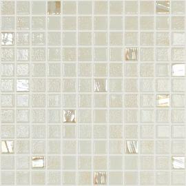 Colors+ Topacio 500/722 микс светло-бежевой мозаики Vidrepur на сцепке