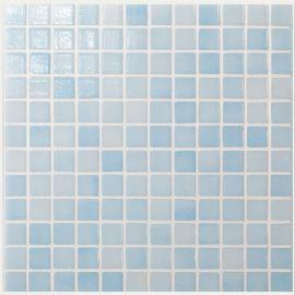 Colors 510 DOT нежно-голубая мозаика Vidrepur на сцепке