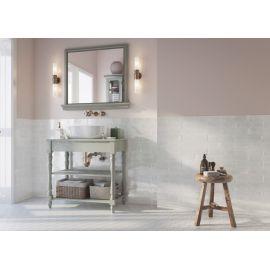 Плитка Florencia Super Bianco 7,5x30 см испанского завода Decocer  в интерьере
