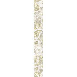 Бордюр Pandora Crema Orient Border 7,5x63 см с огурцами