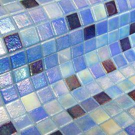 Fosfo Delphinus 2,5х2,5 см люминесцентная мозаика Ezarri