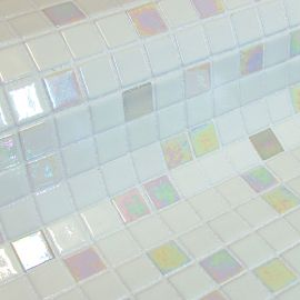 Fosfo Lepus 2,5х2,5 см люминесцентная мозаика Ezarri