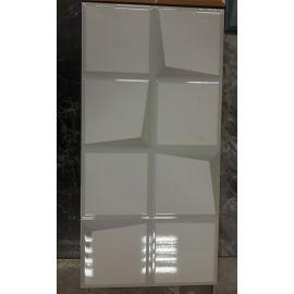 Marbella Bianco 31,5x63 см плитка белая  настенная