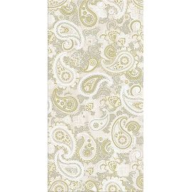 Pandora Crema Orient 31,5x63 см декор с огурцами