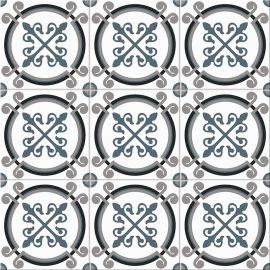 Напольная плитка Siena Delfos 20x20 см завода Decocer (Испания)