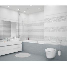 Легкая ненавязчивая текстура фоновой плитки Ривьера Мист от Азори