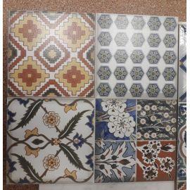 Marbella Arabesco  Floor 33,3x33,3 см плитка на пол пэчворк