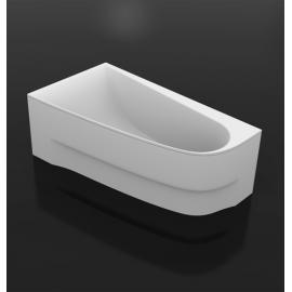 Ванная акриловая асимметричная Boomerang Vayer (4 размера).
