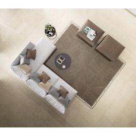 Керамогранит Marble Trend Crema Marfil 60х60 см в интерьере