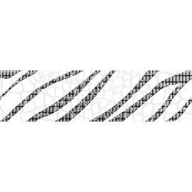 Кайман Бордюр 25х6 см бордюр глянцевый блеск