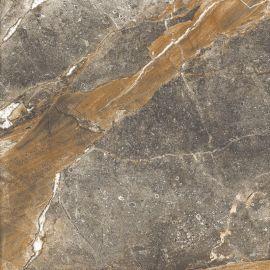 Керамогранит Дженезис темно-серый лаппатированный 60х60 см завода Керранова