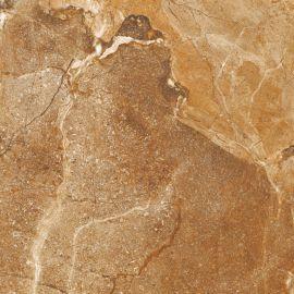 Керамогранит Дженезис коричневый лаппатированный 60х60 см завода Керранова