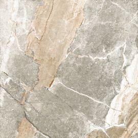 керамогранит Дженезис (Genesis) серый лаппатированный 60х60 см завода Керранова