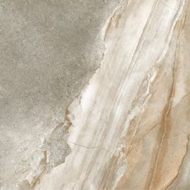 керамогранит Дженезис (Genesis) серый структурированный 60х60 см завода Керранова