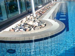 Фасонные элементы для бассейна Interbau