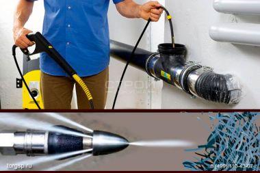Как очистить трубопровод механическим способом.