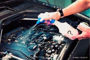 Каким средством мыть двигатель - опсание и рейтинг средств.