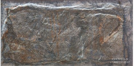 Фасадная плитка под камень SilverFox Anes 150x300 мм, цвет 415 pizarra