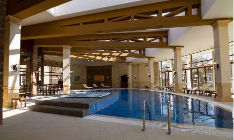 Мозаика Mix 25002-C в бассейне