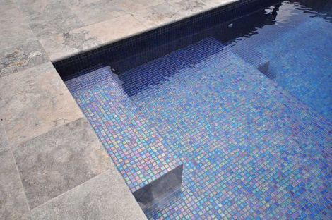 Мозаика Iris Zafiro Ezarri для бассейна