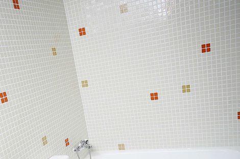 Мозаика Lisa 2551-A в интерьере