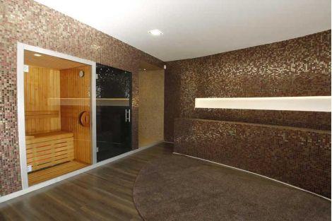 Популярная испанская мозаика Cosmopolitan Cocktail (Ezarri, Испания) для интерьера сайн и бань.