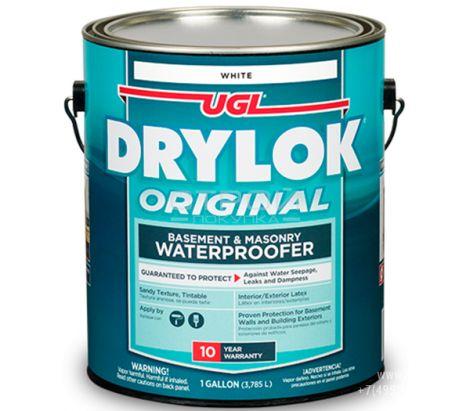 Гидроизоляционная краска на латексной основе Original Masonry Waterproofer