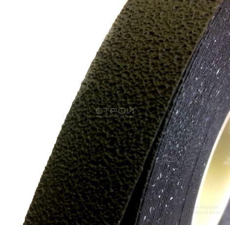 Черная Лента противоскользящая для влажных помещений Coarse Resilient 1.2 MK3