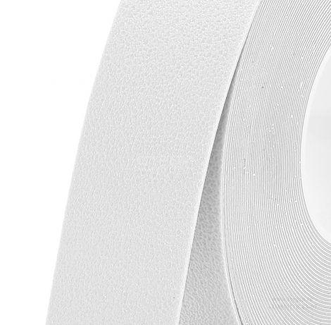 Белая Лента противоскользящая для влажных помещений Coarse Resilient 1.2 MK3