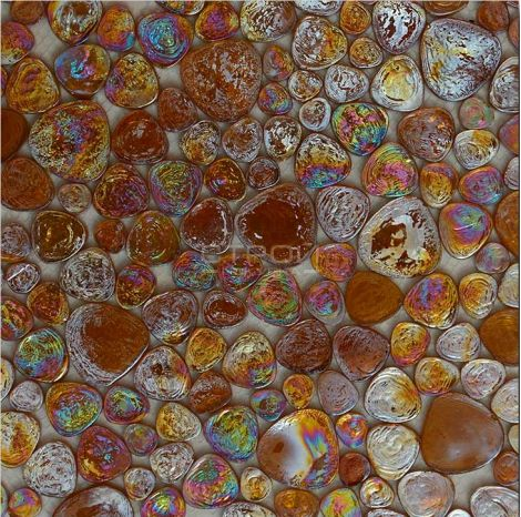 Мозаика Drops Dr16 коричневая