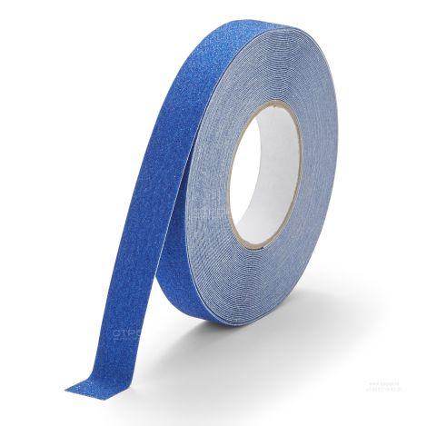 Синяя противоскользящая лента Heskins шириной 2,5 см