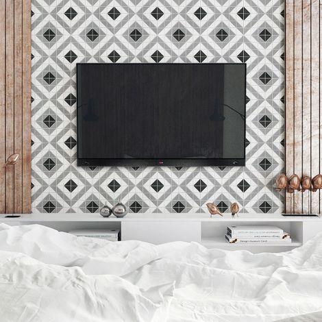 Albion Cube Grey керамическая мозаика завода StarMosaic