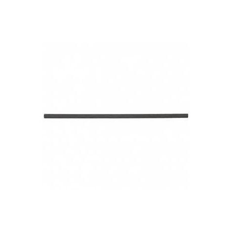 Черная виниловая полоса против скольжений 1м