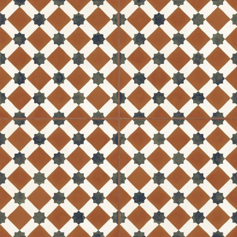 Плитка, pre-cut, HENLEY-R 45x45, Timeless