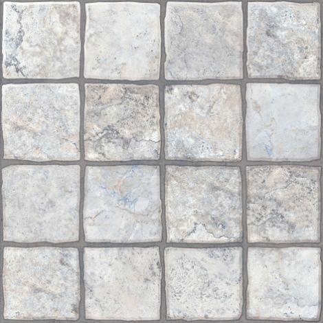Керамогранит Карфаген 1 40х40 светло-серого цвета