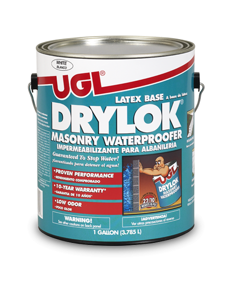Гидроизоляционная краска на латексной основе Latex Base Masonry Waterproofer