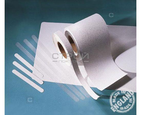 Белая виниловая противоскользящая лента Aqua Safe в ассортименте