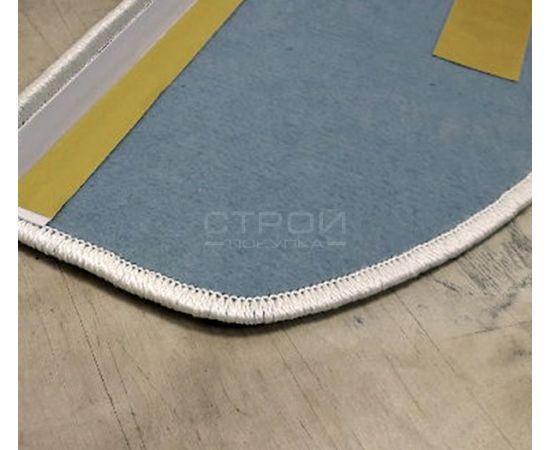 Оборотная сторона ковровой накладки Рябь-К.