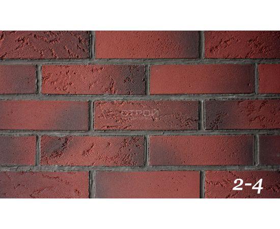 Гибкий клинкер Литобрик 2-4 для фасадов и интерьеров