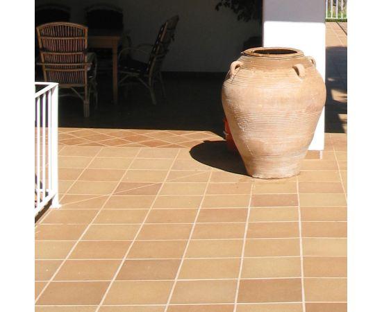 Клинкерная плитка Base 25x25 см Natural для улицы