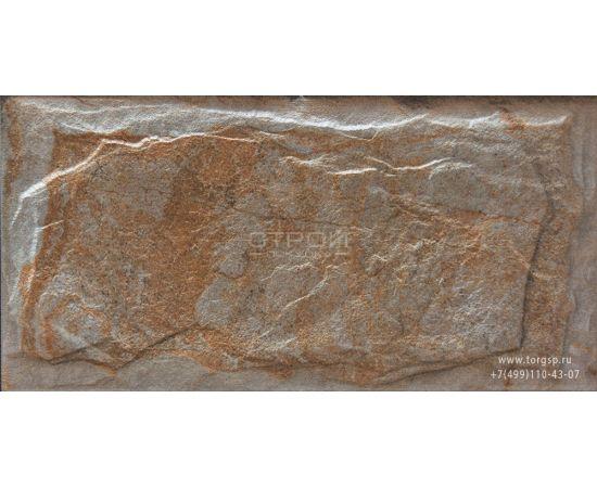 Плитка под камень SilverFox Anes 150x300 мм, цвет 416 marron для фасадов
