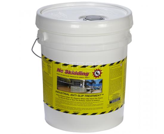 Универсальное противоскользящее средство Industrial Anti Slip Treatment, 90378. 5 галлонов - 18,9 литра.