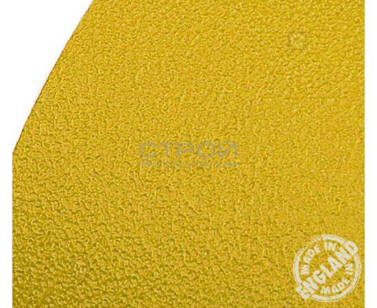 Фрагмент желтой ленты на виниловой основе Coarse Resilient 1.3