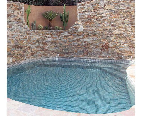 Мозаика Iris Cuarzo бассейн